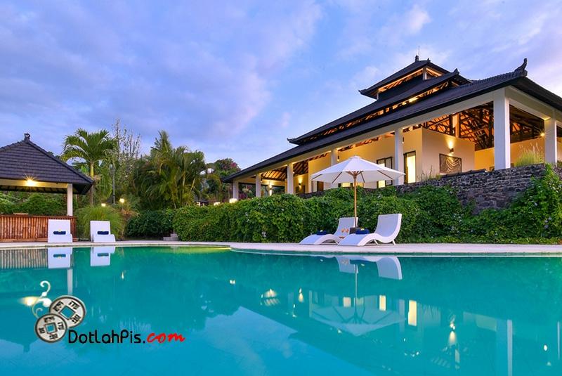Dijual Private Villa Big Pool Dan Big Garden Di Lovina Bali